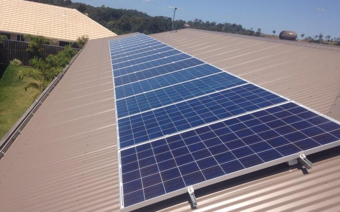 5 KW Solar System Installation - Gold Coast - Brisbane