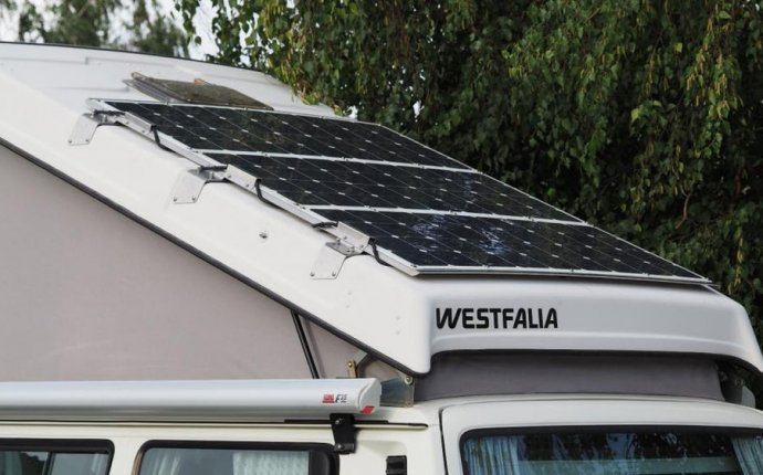 A Guide to Going Solar — A Girl and Her Van