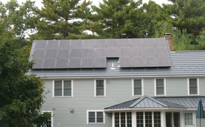 Classic Metal Roofs LLC :: The Metal Roofing Blog - Solar Panels