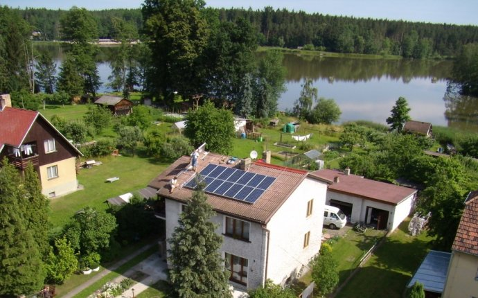 CONSTRUCTION AND MAINTENANCE OF SOLAR SYSTEMS – Living – Eko