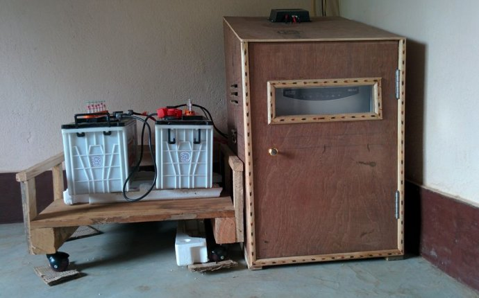DIY Off-Grid Solar System - Pics about space