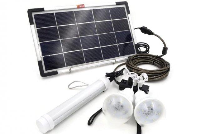 Diy solar power kit - DIY Projects Ideas