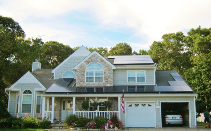 Economics Of Residential Solar Panels - Solar Panel