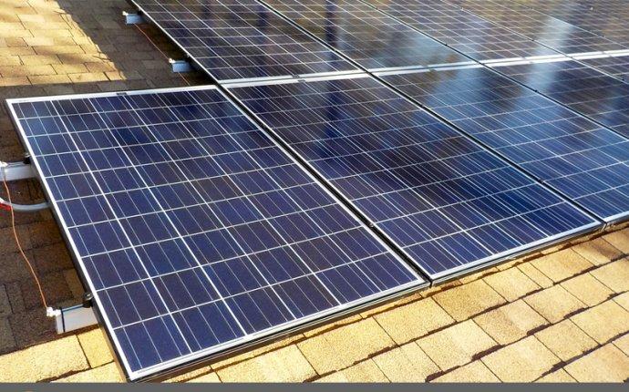Green Solar Technologies 9, KW solar panel installation in