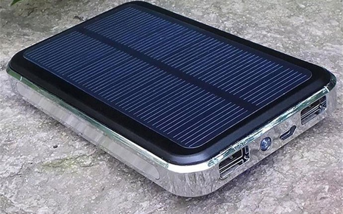 How to Charge a Solar Power Bank | eBay