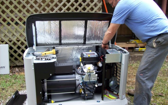 How to Take Care of Your Home Power Generator - My Horizon Home