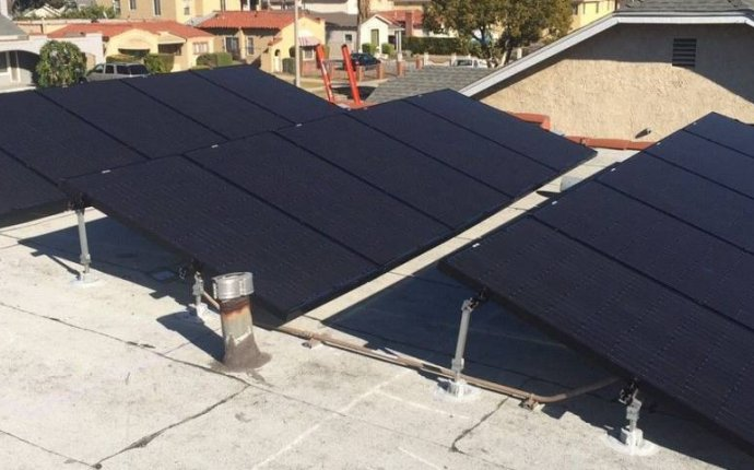 Installation of a Photovoltaic Solar System in Los Angeles
