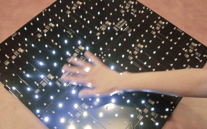 Interactive LED Panel Kits - White