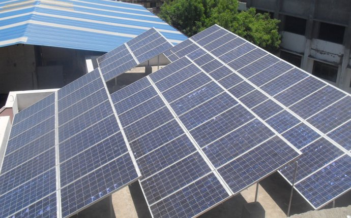 KCP Solar Industries