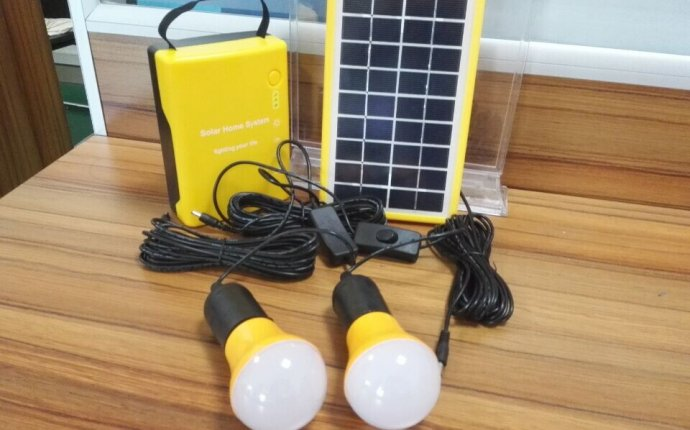 Led Solar Home Lighting System In India, Led Solar Home Lighting