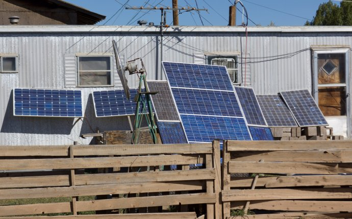 Make-shift DIY Solar Panel System | Feel free to use this im… | Flickr