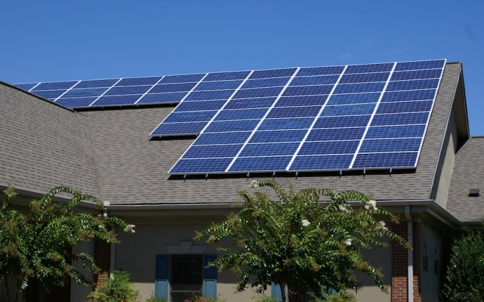 Powering A House With Solar Panels - Solar Panel