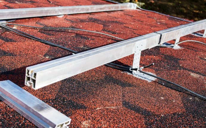 Preparing for a Flat Roof DIY Photovoltaic Panel Installation