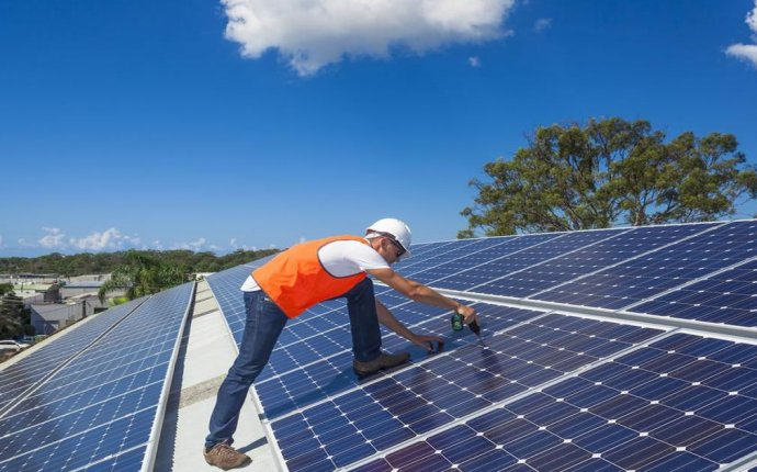 Search for your nearest accredited solar panel installers by town