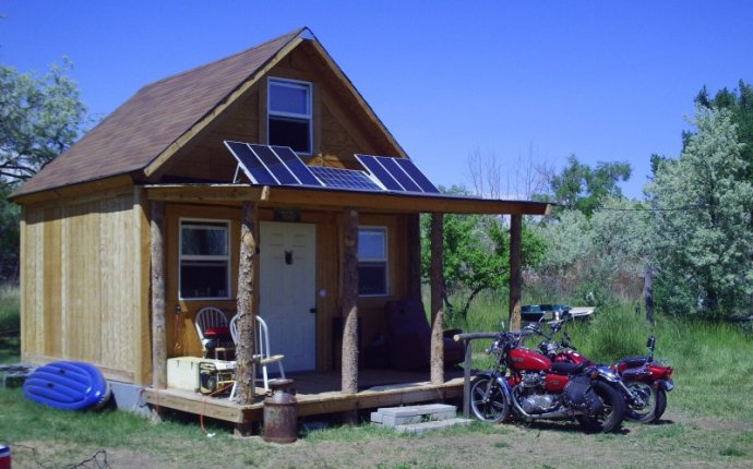 Small Cabin Solar Systems - Pics about space