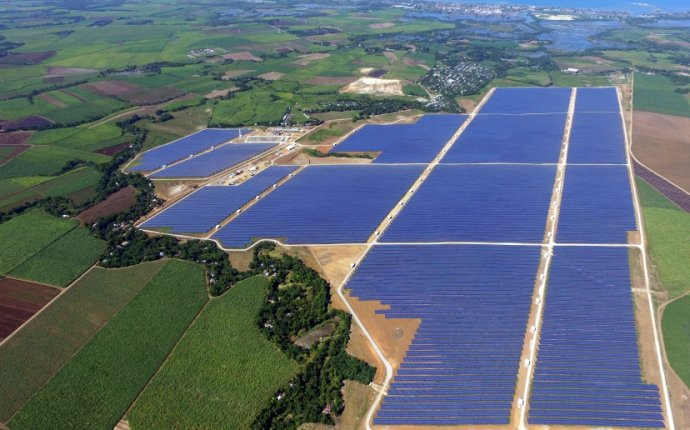 Solar Energy: Bouygues Construction hands over the largest