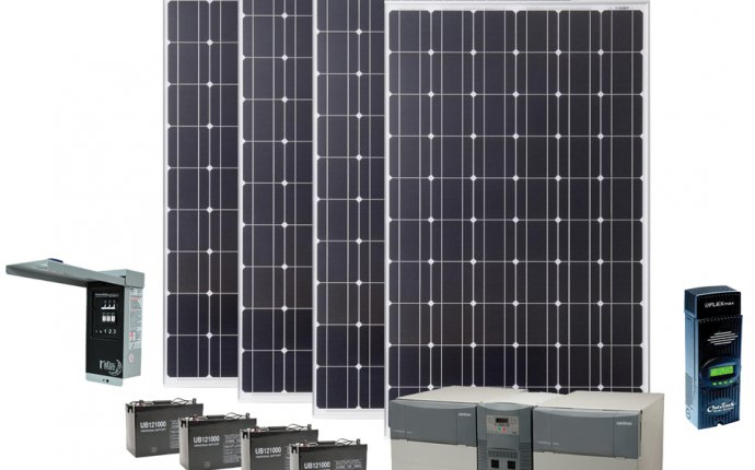 Solar Generators - Earthtech Products