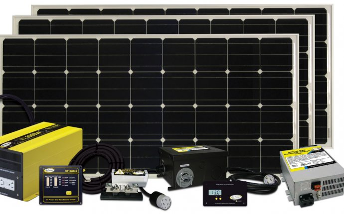 Solar Panels/Inverters/Chargers