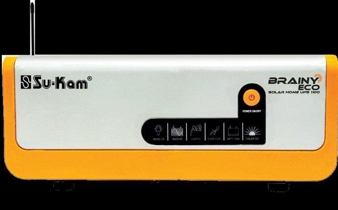 Su-Kam Brainy Eco | Solar Home UPS / inverter | 1100VA