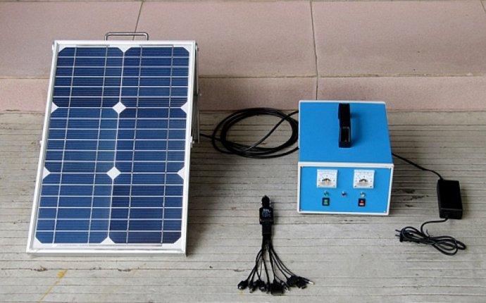 Terraquest International | Solar Power System