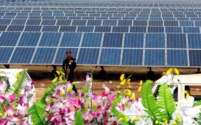 The US Said India s Solar Power Plan Discriminates Against