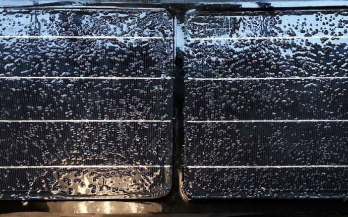 TRU project to generate electricity from solar panels in pavement