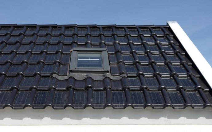 What is a solar cell roof tile? | ZEP B.V