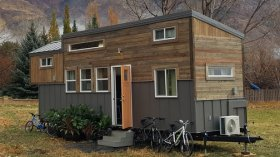 Alpine Tiny Homes says it could build another solar-powered Brown Bear tiny house for US,000