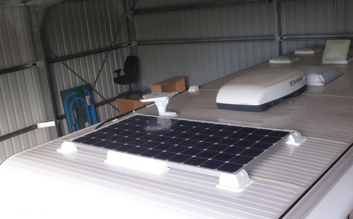 how to install solar panel system