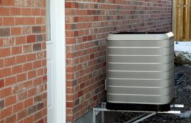 Electric heat pumps are ideal for moderate climates, according to the U.S. Department of Energy.