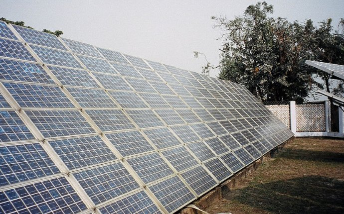 Solar Power Equipment Manufacturing