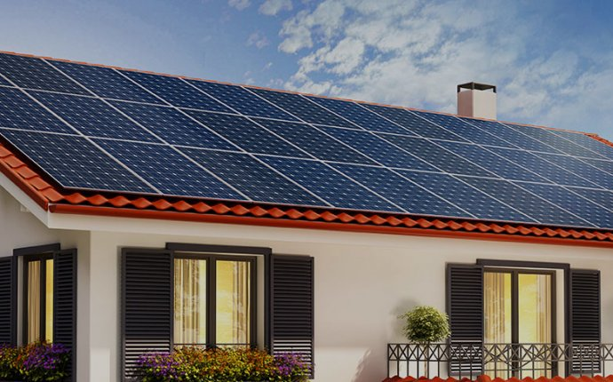 Solar Power Panels for House