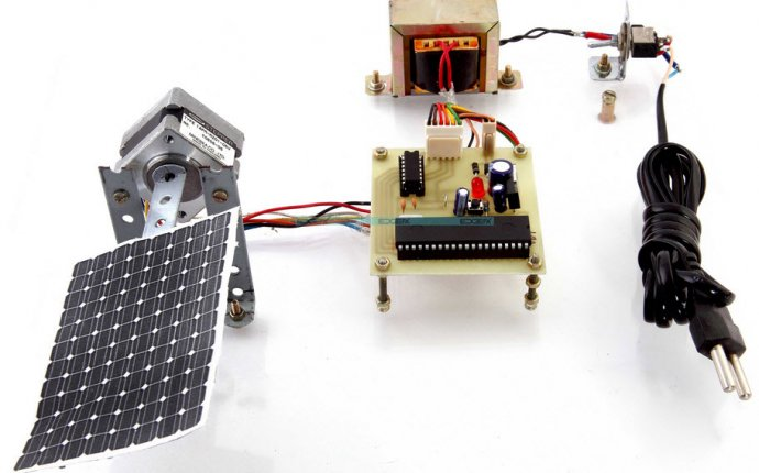 Working of solar energy system