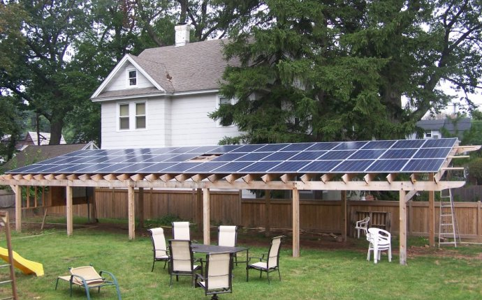 Full solar Powered Home