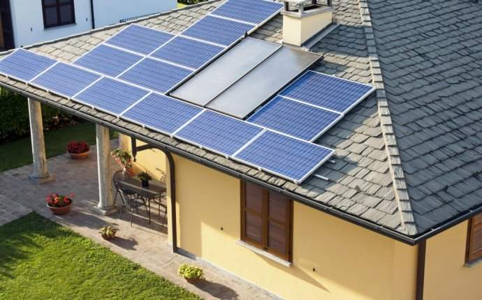 Residential solar Power Panels