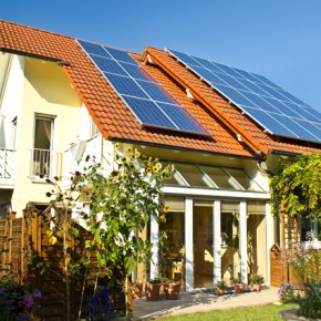 The history of residential solar energy